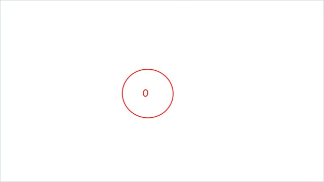 How to draw a Magnemite step (1)