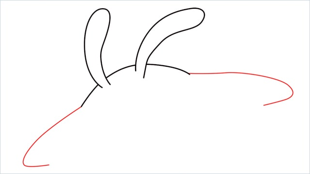 How to draw a Mantyke step (3)