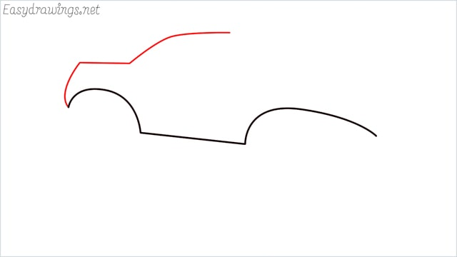 How to draw a Monster truck step (3)