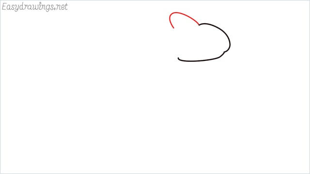 How to draw a Reptile step (2)