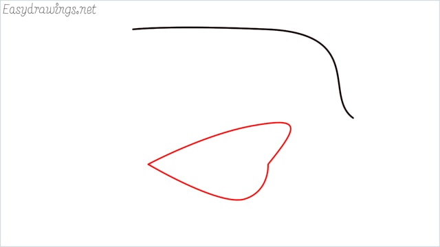 How to draw a eye step (2)