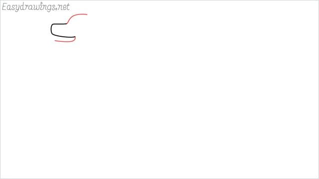 How to draw a husky step (2)