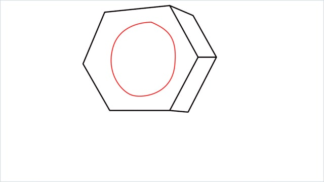 How to draw a meltan step (4)