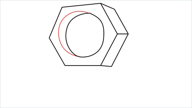 How to draw a meltan step (5)