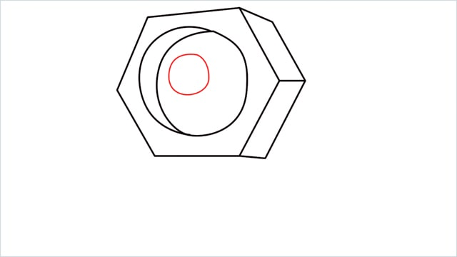 How to draw a meltan step (6)