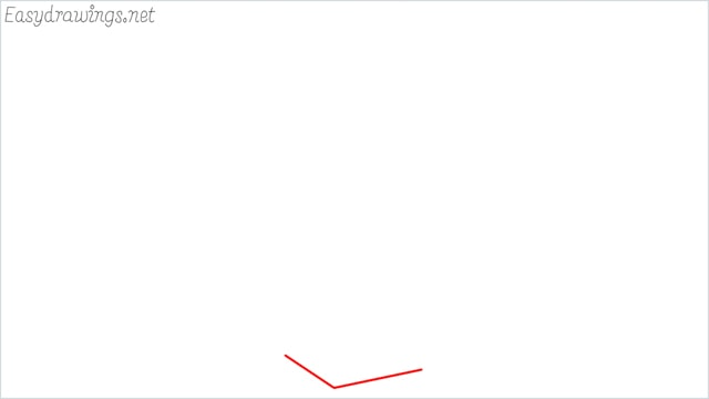How to draw a popcorn step (1)