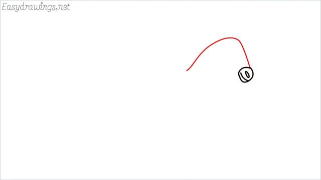 How to draw a unicorn step (3)