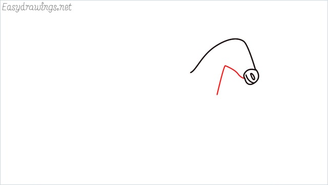 How to draw a unicorn step (4)