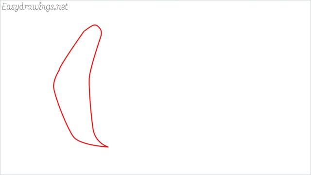 How to draw auto rickshaw step (1)