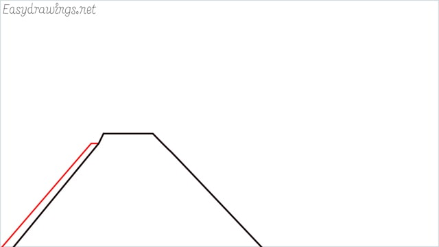 How to draw scenery ONE step (2)