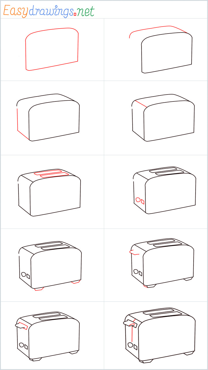 Overview added for Toaster drawing