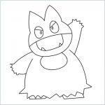 draw Munchlax