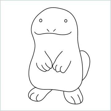 draw Quagsire