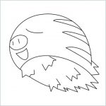 draw Swinub