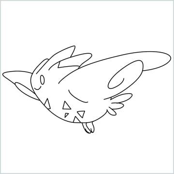 draw Togekiss