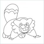 draw a Bibarel