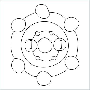 draw a Bronzor