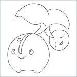 draw a Cherubi
