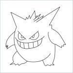draw a Gengar