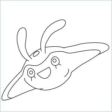 draw a Mantyke