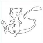 draw a Mew