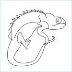 draw a Reptile