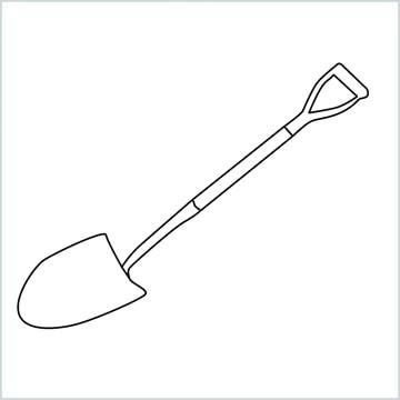 draw a Shovel