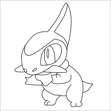 draw a axew