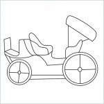 draw a carriage
