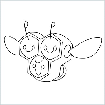 draw a combee