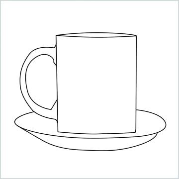 draw a mug
