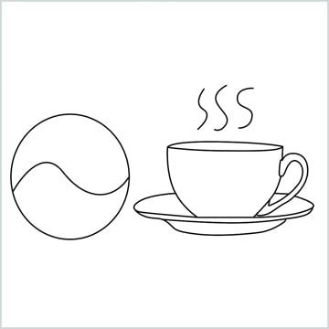 draw a teacup
