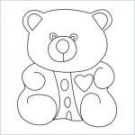 draw a teddy bear