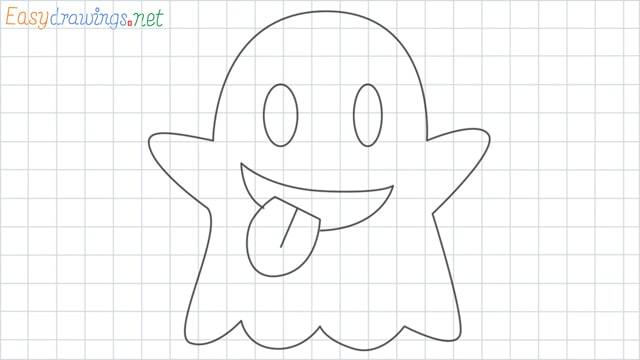 grid line Ghost drawing