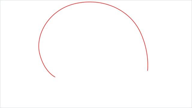 how to draw Swinub step (1)