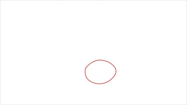 how to draw a Bibarel step (1)