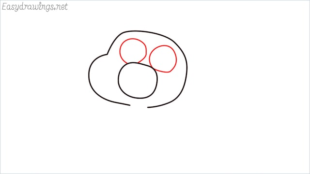 how to draw a Gumball Watterson step (4)