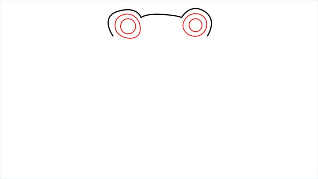 how to draw a Poliwhirl step (3)