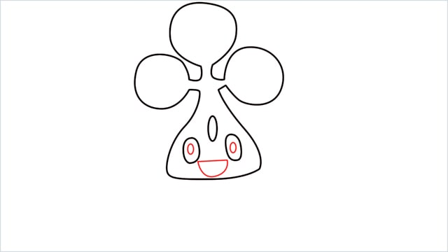 how to draw a bonsly step (5)