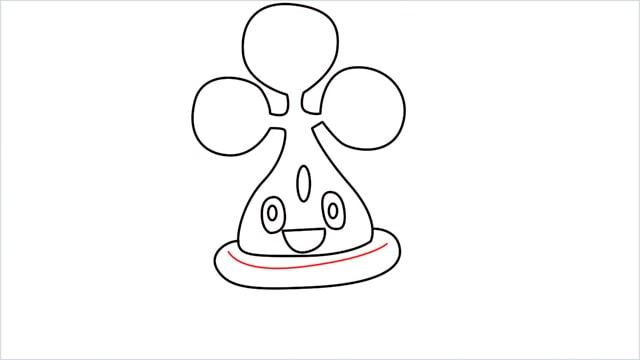 how to draw a bonsly step (7)