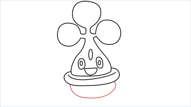 how to draw a bonsly step (8)
