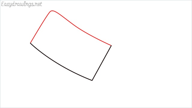 how to draw a cleaver step (2)