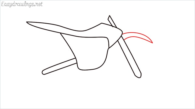 how to draw a dirt bike step (6)