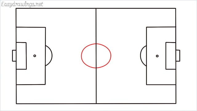 how to draw a football court step (7)