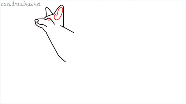 how to draw a fox step (6)