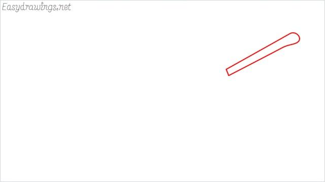 how to draw a golf stick step (1)