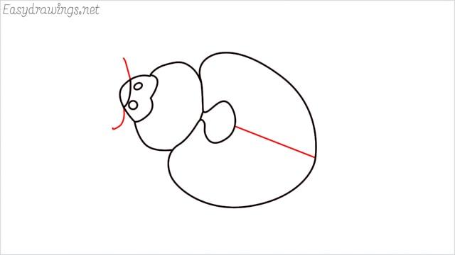 how to draw a ladybug step (7)