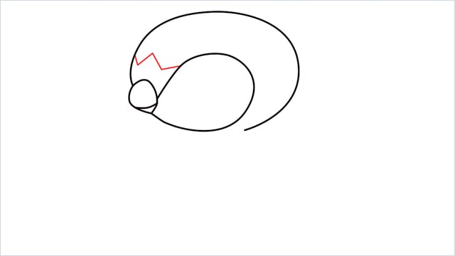 how to draw a piplup step (5)