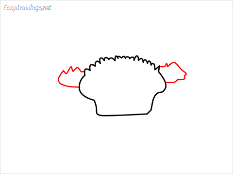 how to draw a realistic crab step (4)