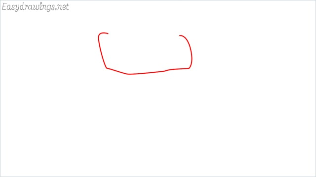 how to draw a rose step (1)